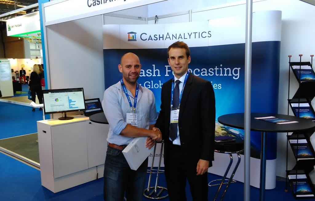 EuroFinance iPad Winner
