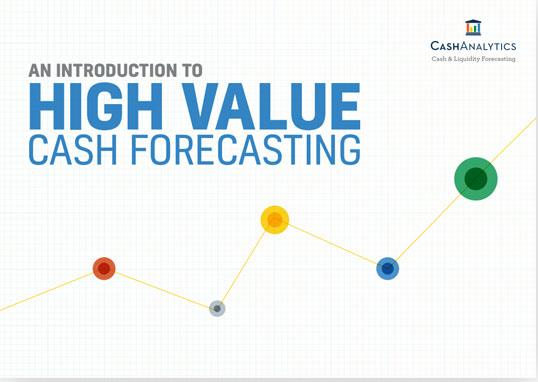 Treasury Cashflow Analytics