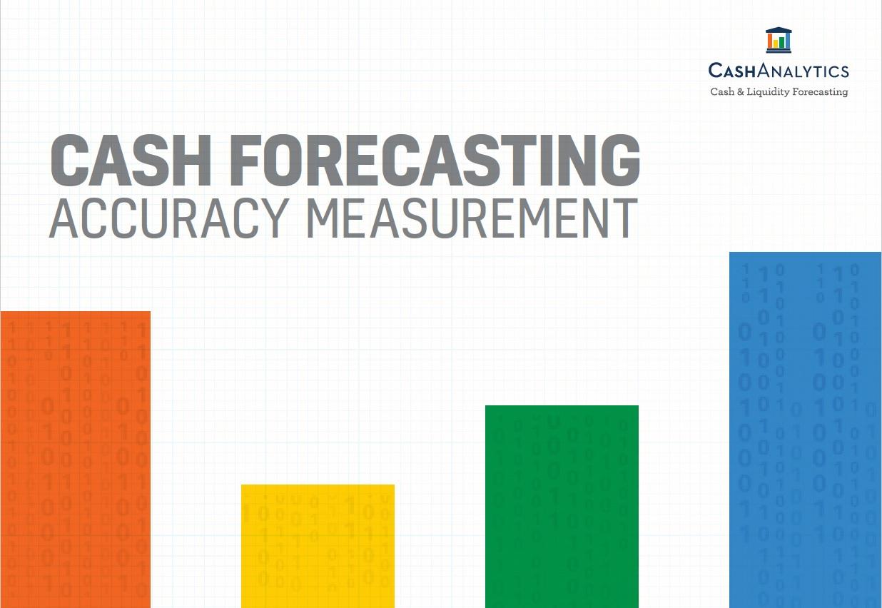 Cash Forecasting Accuracy