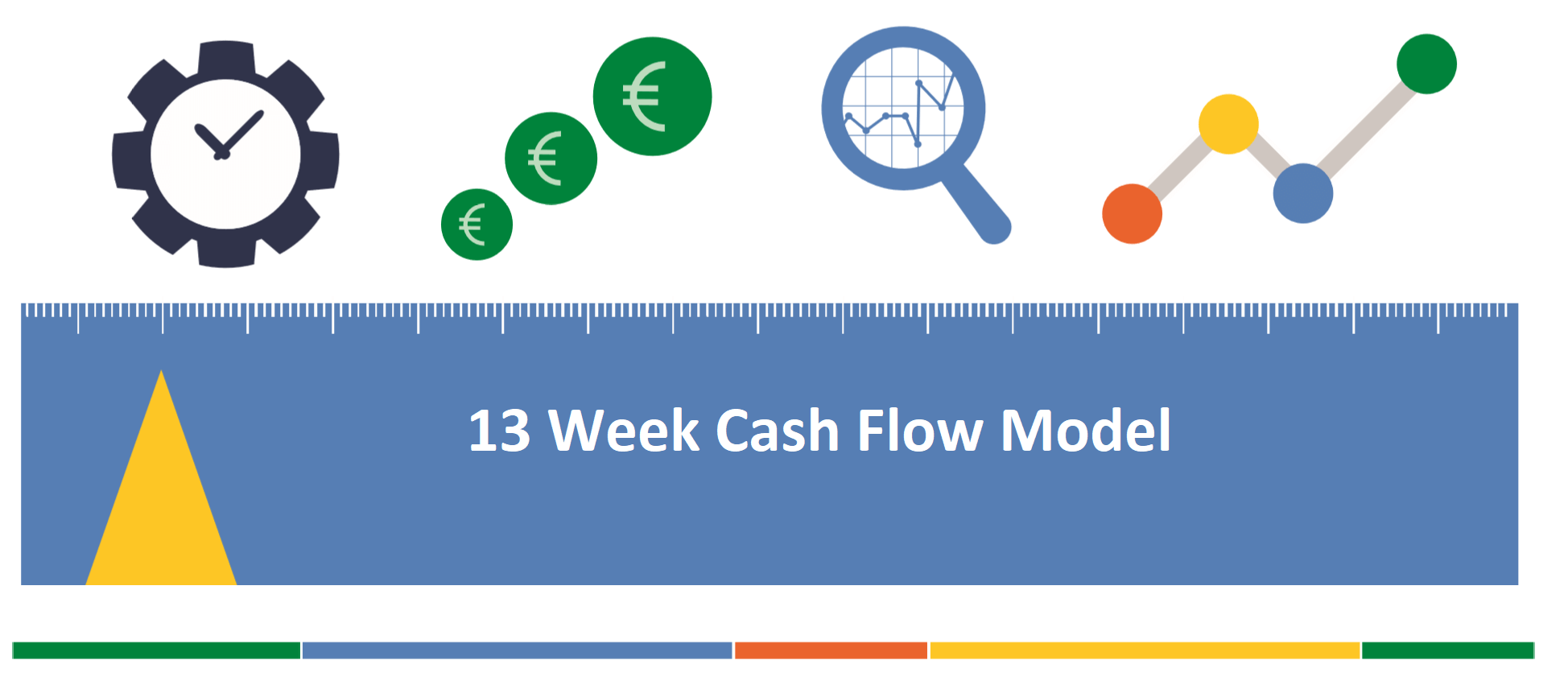 13 week cash flow model