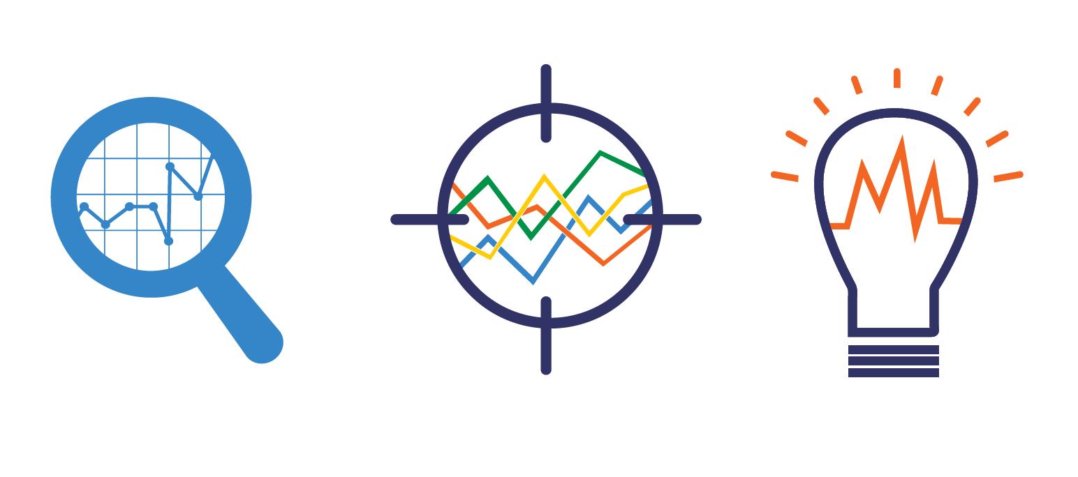 cash forecasting data visualizations