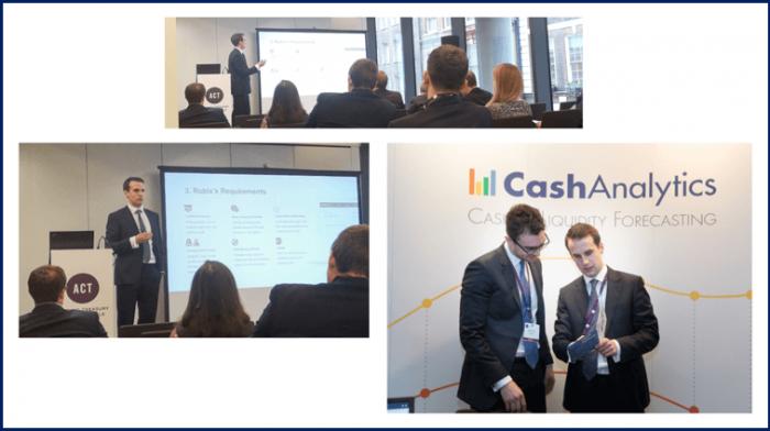 ACT cash management conference